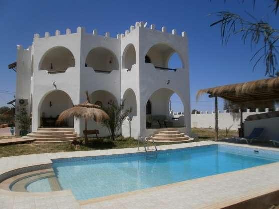 Belle villa à vendre, Djerba Tunisie