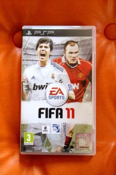 jeu FIFA 11 pour PSP