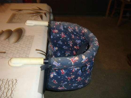 Annonce occasion, vente ou achat 'chaise Partagez vos repas avec bébé'