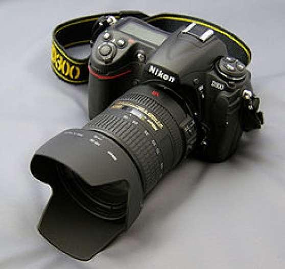 Nikon D300 + objectif AF-S 18-200