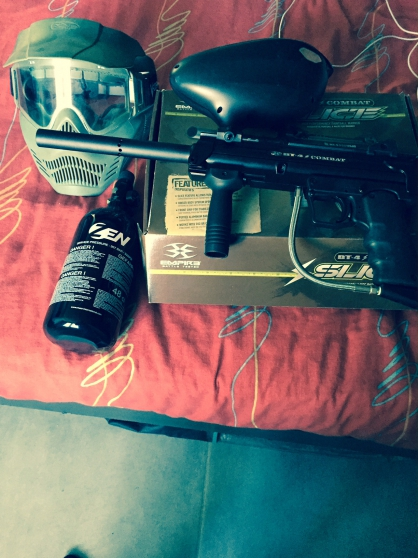 Paintball bt4 combat rivesaltes sports paintball - Code postal rivesaltes ...