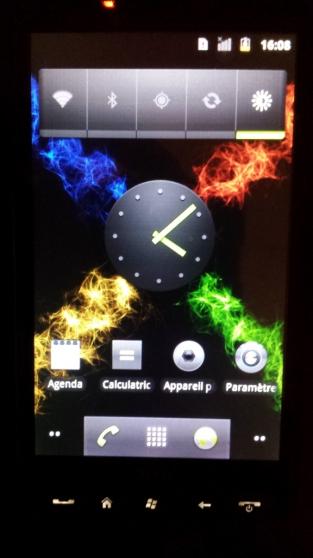 HTC HD2 Très bon état
