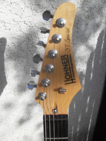 Guitare HOHNER Professional ST Spécial - Photo 3