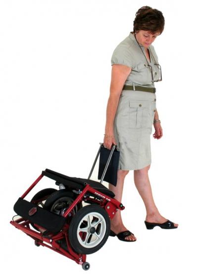 Scooter replier automatiquement moins 5s