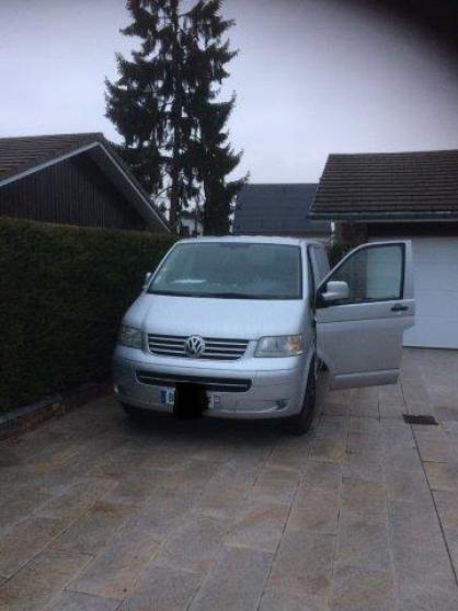Volkswagen transporter t5 2.5l tdi 130 c
