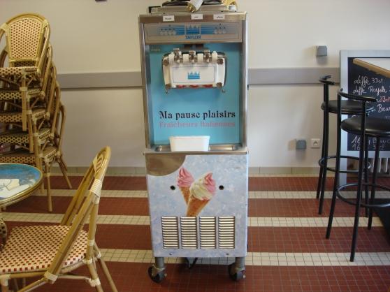 Annonce occasion, vente ou achat 'machine a glace'