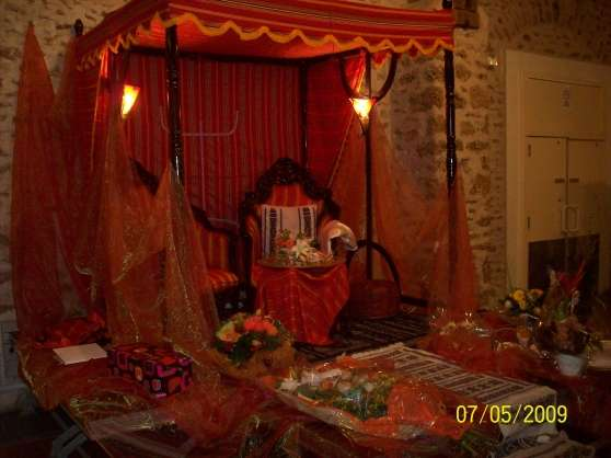 Organisation mariage kabyle v tements femme robes de for Decoration kabyle