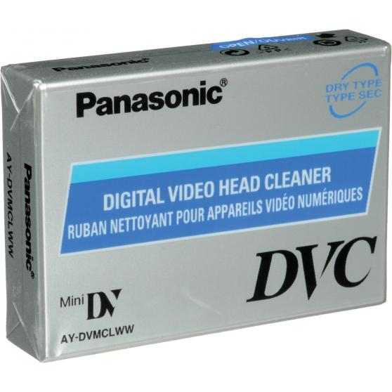 Petite Annonce : Cassette de nettoyage neuve pour camésco - Vend cassette de nettoyage Panasonic neuve pour têtes de lectures de