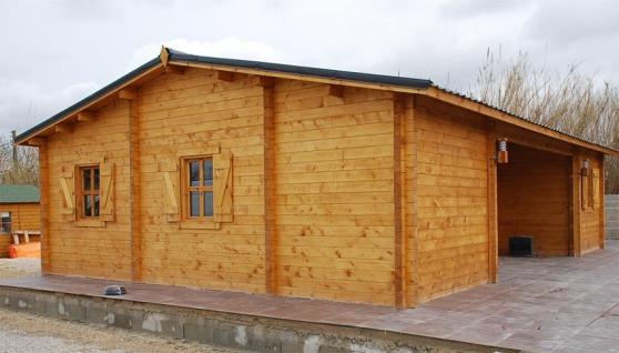 maison bois de 70 m² - Annonce gratuite marche.fr