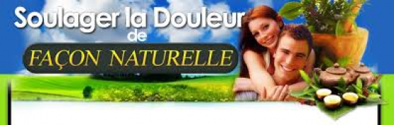 Comment soulager ldouleur naturellement