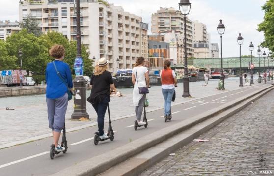 balade à paris trottinette électrique à bordeaux - Annonce gratuite marche.fr