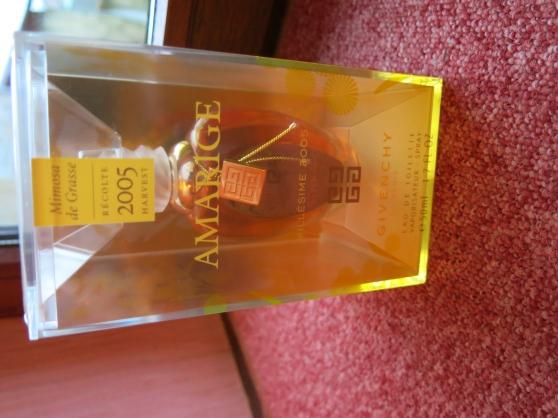 Annonce occasion, vente ou achat 'AMARIGE collector 2005 édition limitée'
