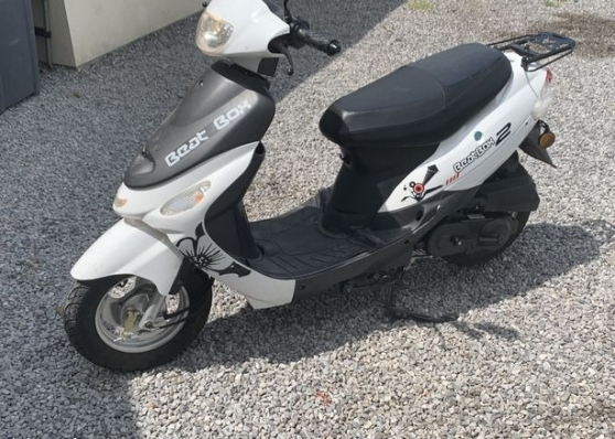 Moto SCOOTER MBK BOOSTER