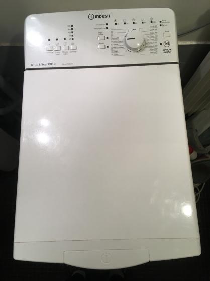 Annonce occasion, vente ou achat 'Machine a laver indesit 5 kg 1000t'