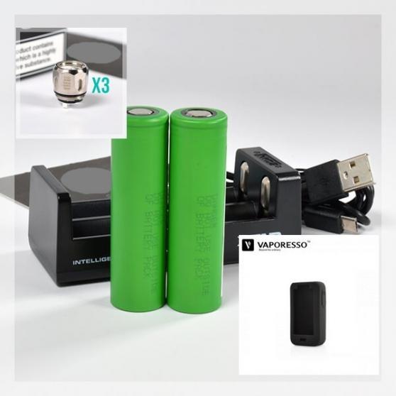 Cigarette électro Vaporesso Luxe S gar 2 - Photo 2
