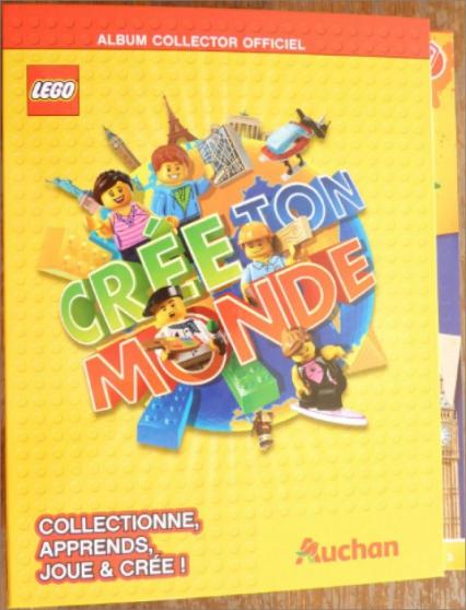 Image LEGO Carte Auchan