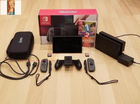 Annonce occasion, vente ou achat 'Nintendo switch neuve'