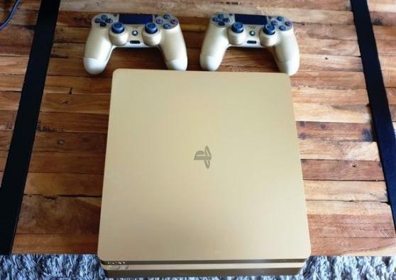 PS4 version limitée GOLD