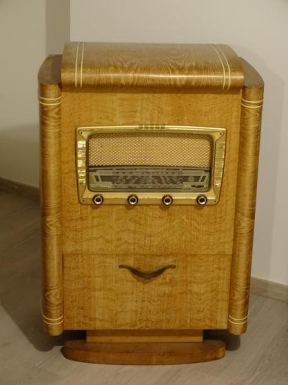 Vends Radio Cristal Grandin 1955