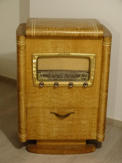 Vends Radio Cristal Grandin 1955 - Photo 1