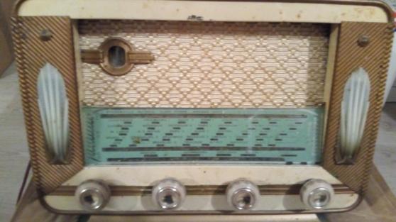 Vends radio REELA