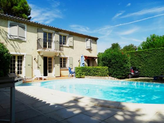 Annonce occasion, vente ou achat 'Maison avec dépendances et piscine'