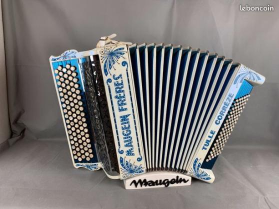 Maugein Paris Musette