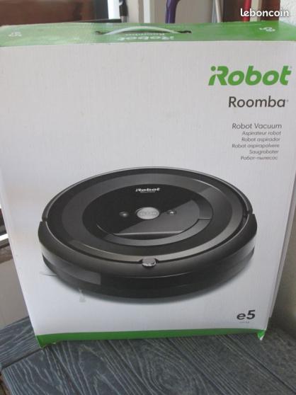 Aspirateur Irobot Roomba E5158