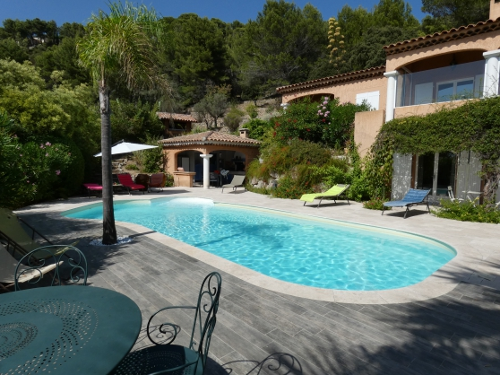 Bandol - Très belle villa Provençale
