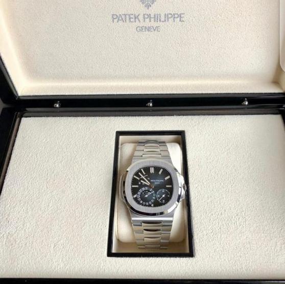 Annonce occasion, vente ou achat 'Montre PATEK PHILIPPE 5712/1A-001'