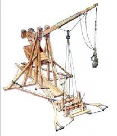 Maquettes médiévales en kit
