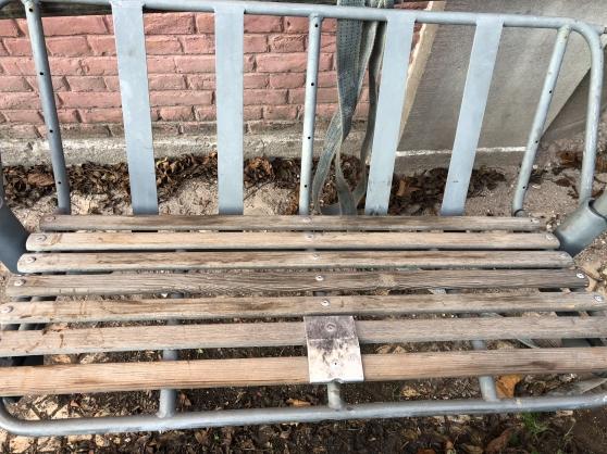 Télésiège 2 places vintage à suspendre - Photo 2