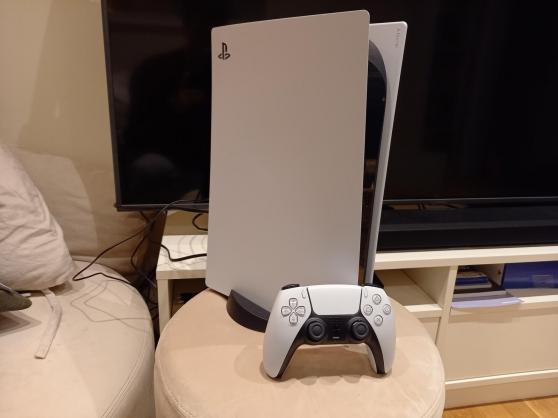 Playstation 5 Disque