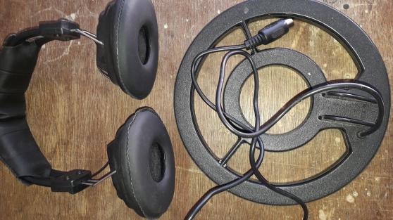 Détecteur de métaux - Photo 2