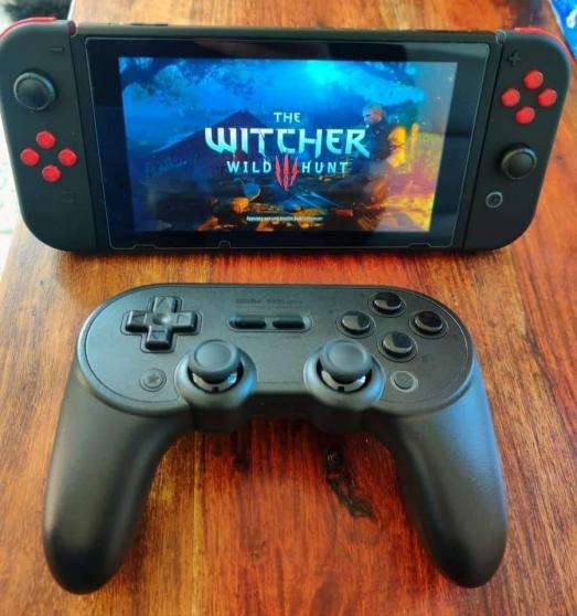 Annonce occasion, vente ou achat 'Nintendo Switch 47jeux + accessoires'