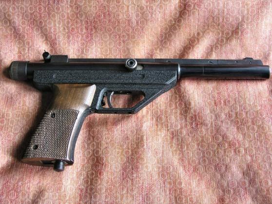 Pistolet HAMMERLI RAPIDE - Photo 2