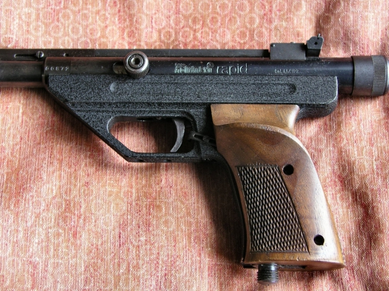 Pistolet HAMMERLI RAPIDE - Photo 3
