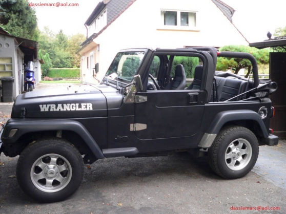 Jeep Wrangler 4.0 PICK-UP - Photo 3