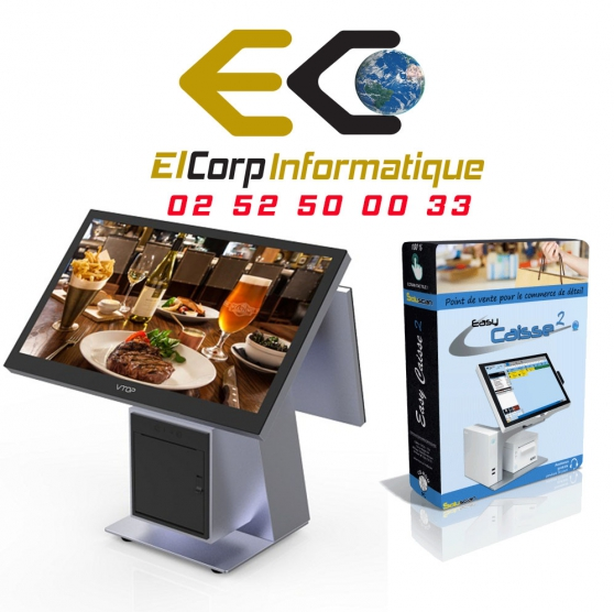 PACK ELCORP POS V2 EASY CAISSE