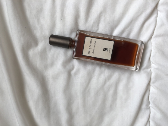 Parfum Serge Lutens ambre sultan
