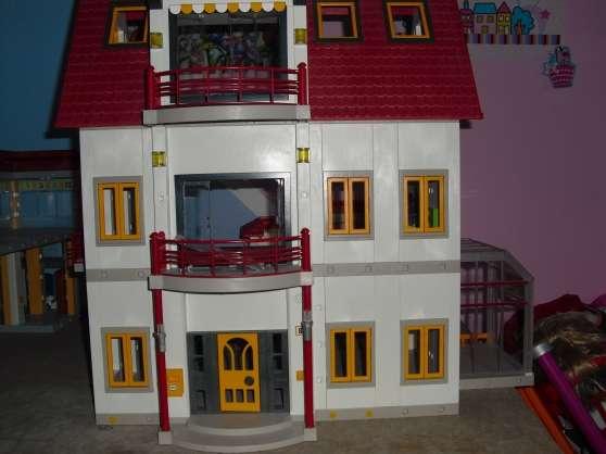 villa moderne jouets jeux playmobil 224 cocheren reference jou pla vil annonce