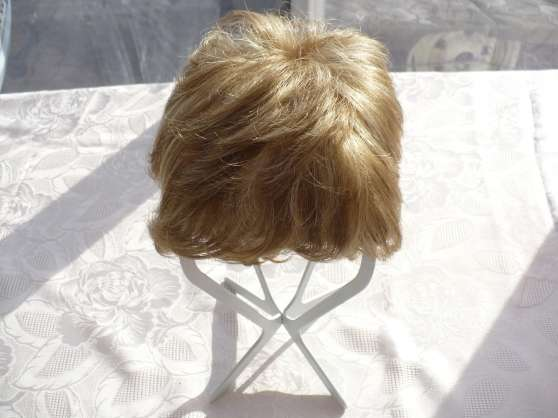 Annonce occasion, vente ou achat 'Perruque cheveux naturels'