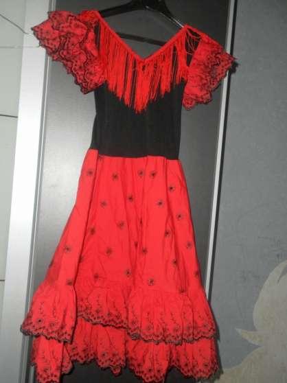 robe espagnol