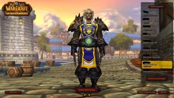 compte won - world of warcraft - Photo 3