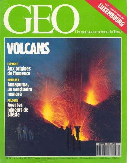 Annonce occasion, vente ou achat 'Lot 2 GEO : Volcans - Numéros 141 et 162'