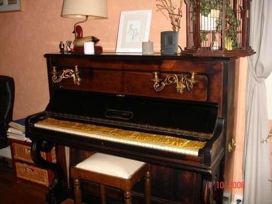 Annonce occasion, vente ou achat 'Piano droit ancien'