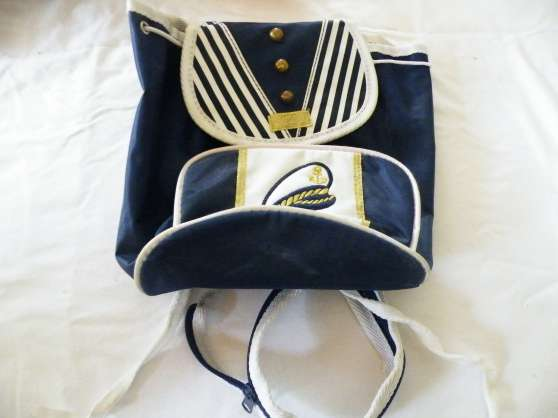 petit sac style marin de fille
