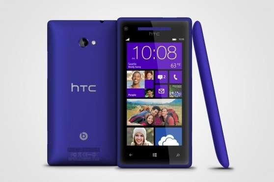 Petite Annonce : Htc 8x excellent etat - À vendre HTC 8X sous windows Phone 8.  Smart phone très haut de