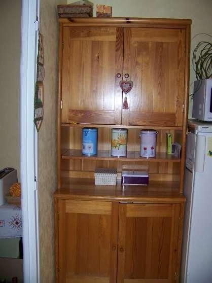 Buffet pin massif deux corps st brieuc meubles d coration cuisines st brieuc reference - Meubles degriffes saint brieuc ...