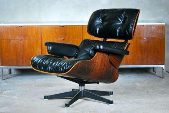 eames lounge chair et ottoman paris meubles d coration chaises fauteuils paris. Black Bedroom Furniture Sets. Home Design Ideas